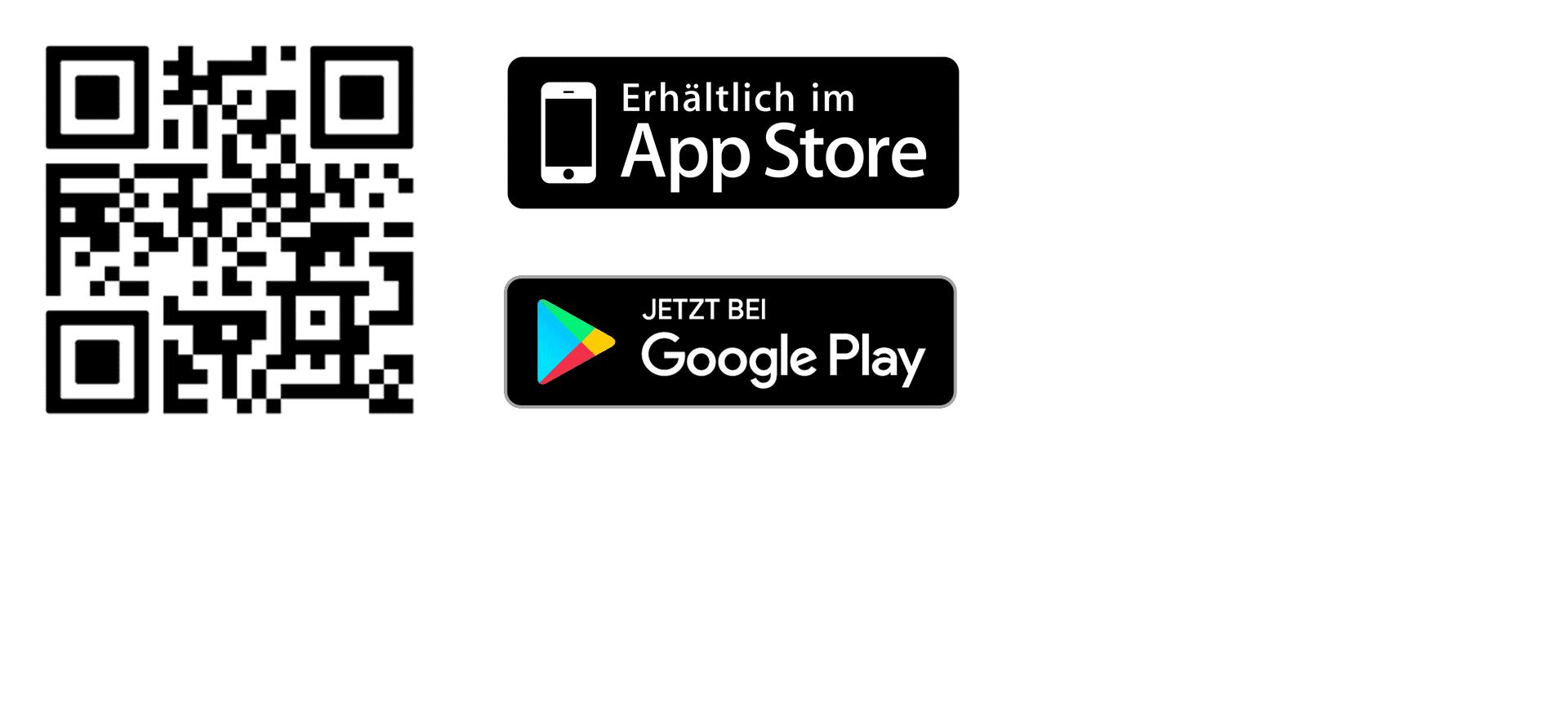 Bild mit QR-Code zur Accounto App