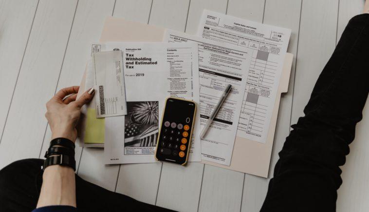 KMU Buchhaltung Symbolbild