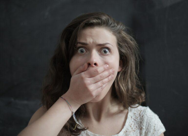 KMU Frau erschrocken weil die MWST-Abrechnung verpasst wurde